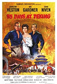 55 Days at Peking(1963) Poster - Movie Forum, Cast, Reviews