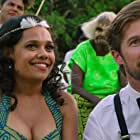 Gwilym Lee and Miranda Tapsell in Top End Wedding (2019)