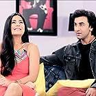 Katrina Kaif and Ranbir Kapoor in Baba Ki Chowki (2016)