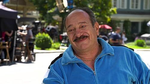 Telenovela: Juan Carlos Cantu On His Character