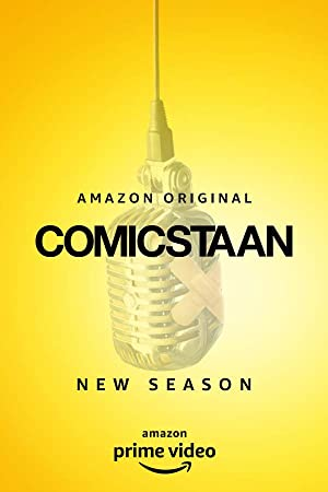 Download Comicstaan 2018 (Season 1) Amazon Prime 720p