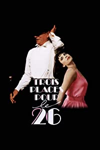 No cost free movie downloads Trois places pour le 26 France [480x854]