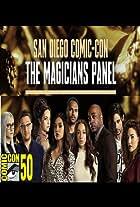 ComicCon 2019 - The Magicians Panel