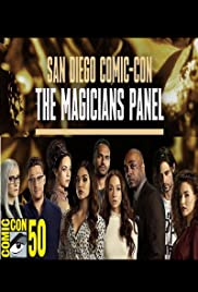 ComicCon 2019 - The Magicians Panel Poster