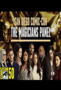 Primary photo for ComicCon 2019 - The Magicians Panel