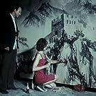 Christopher Buchholz and Piroska Szekely in Heller als der Mond (2000)