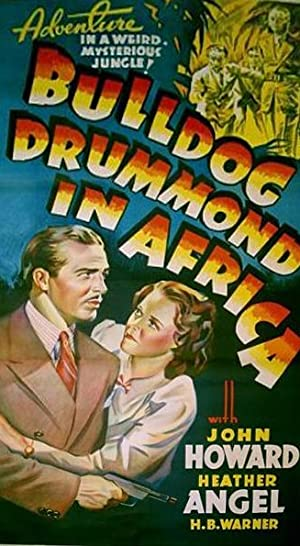 Where to stream Bulldog Drummond in Africa