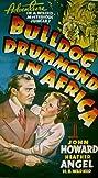 Bulldog Drummond in Africa (1938) Poster