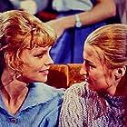 Karen-Lise Mynster and Helle Merete Sørensen in Krigsdøtre (1981)