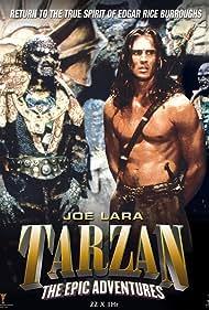 Joe Lara in Tarzan: The Epic Adventures (1996)