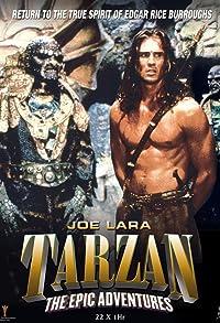Primary photo for Tarzan: The Epic Adventures
