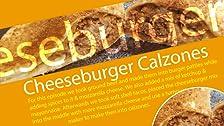Hamburguesa con queso Calzone