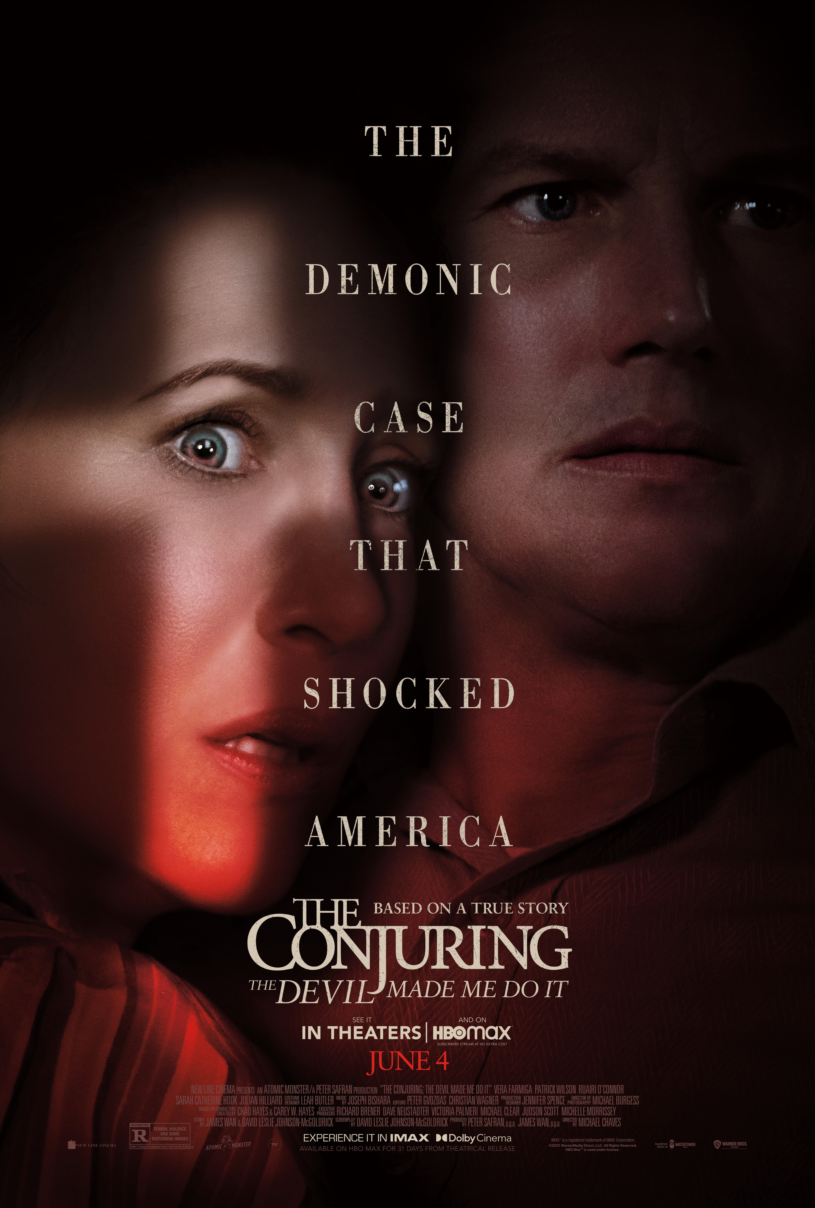 Free Download The Conjuring: The Devil Made Me Do It Full Movie