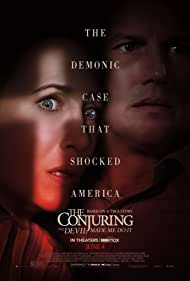 Vera Farmiga and Patrick Wilson in The Conjuring: The Devil Made Me Do It (2021)