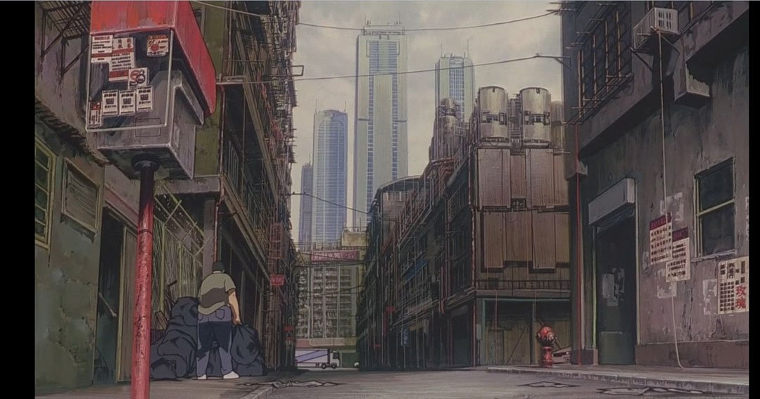 Ghost In The Shell 1995 Images Imdb