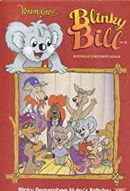 Blinky Bill's Extraordinary Excursion Poster