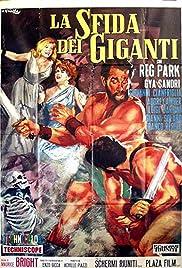 Hercules the Avenger(1965) Poster - Movie Forum, Cast, Reviews