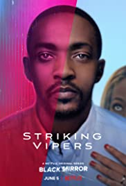 Striking Vipers Poster