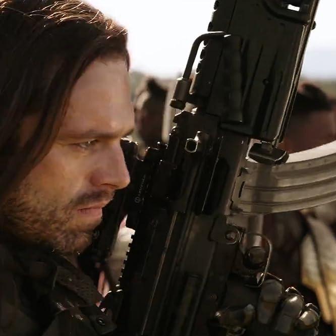 Sebastian Stan in Avengers: Infinity War (2018)