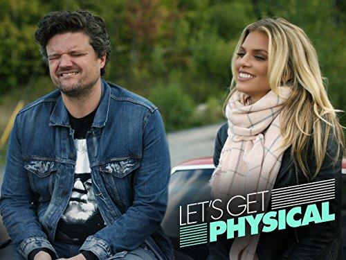 AnnaLynne McCord and Matt Jones in Let's Get Physical (2018)