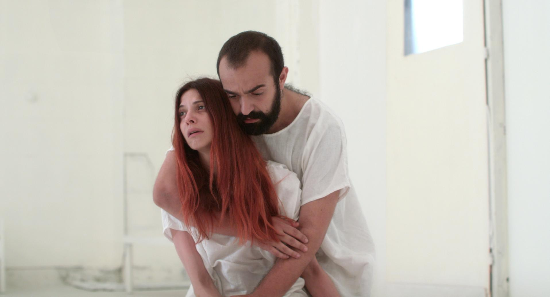 Salvatore Lanza and Roberta Stellato in Alice and the Land That Wonders (2020)