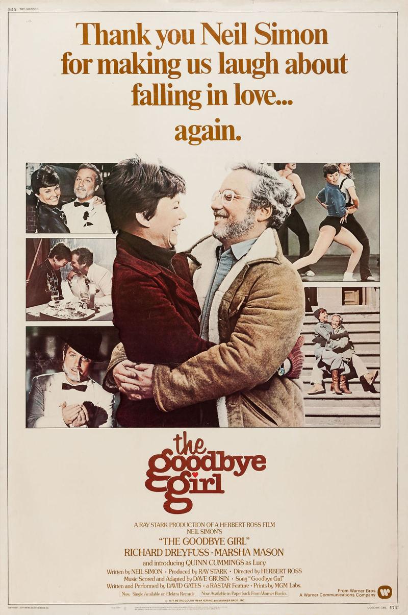 The Goodbye Girl (1977) - IMDb