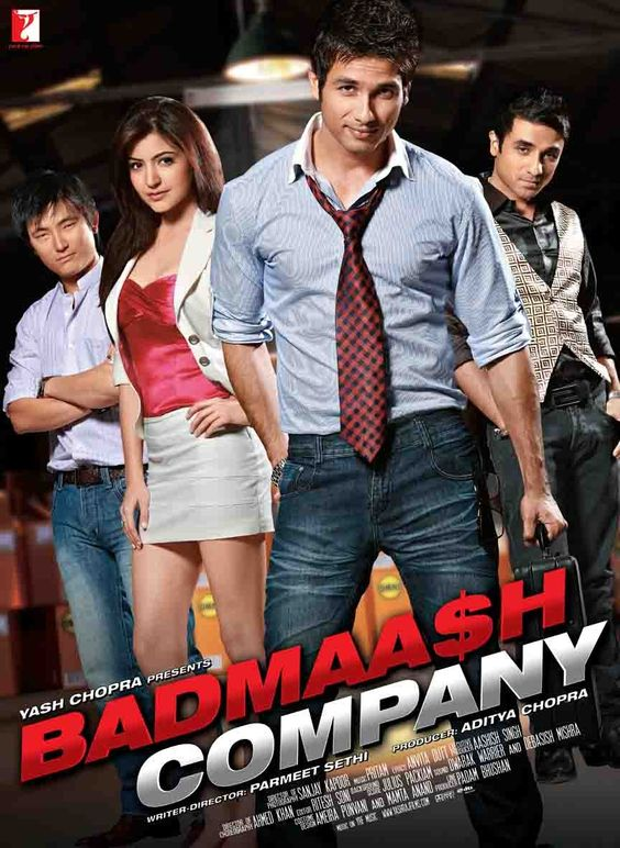 Badmaash Company (2010) 720p – 2.2Gb – BluRay – x264 – Esub