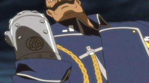 Fullmetal Alchemist: Scarred Man of the East