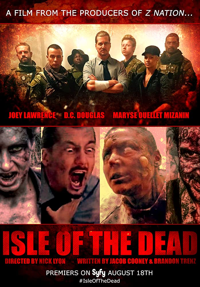 Isle of the Dead 2016 Hindi Dual Audio 720p HDRip ESubs 700MB x264 AAC