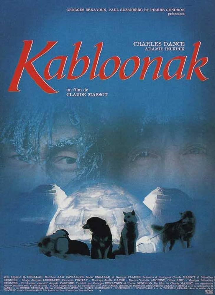 Charles Dance and Adamie Quasiak Inukpuk in Kabloonak (1994)