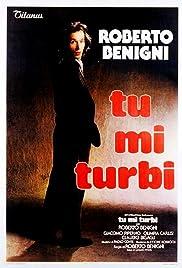 You Disturb Me Poster