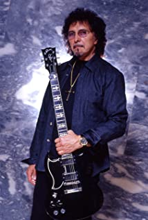 Tony Iommi Picture