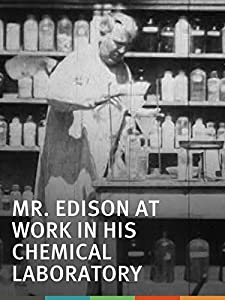 Watch swedish movies english subtitles online Mr. Edison at Work in His Chemical Laboratory by William K.L. Dickson [1280x720p]