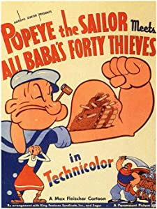 Torrents movie downloads Popeye the Sailor Meets Ali Baba's Forty Thieves USA [flv]