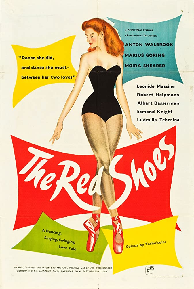 The Red Shoes (1948) Movie