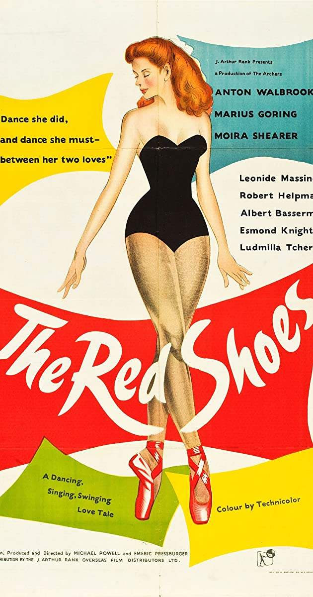 Subtitle of The Red Shoes
