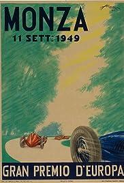 Grand Prix Motor Racing Poster