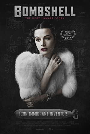 Movie Bombshell: The Hedy Lamarr Story (2017)