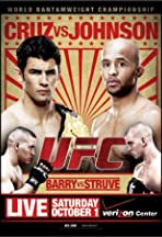 UFC Live: Cruz vs. Johnson