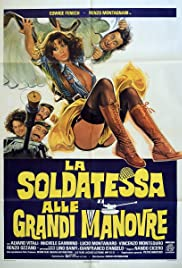 The Soldier with Great Maneuvers Poster