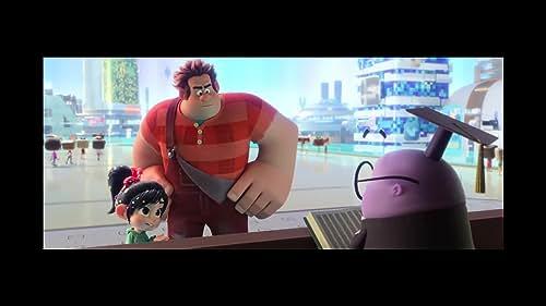'Ralph Breaks the Internet' New Clip