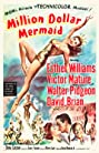 Million Dollar Mermaid (1952) Poster