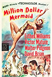 Million Dollar Mermaid Poster