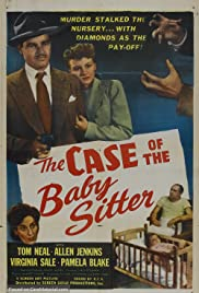 The Case of the Baby Sitter Poster