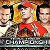 John Cena, C.M. Punk, and Alberto Del Rio in Hell in a Cell (2011)