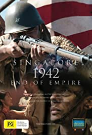 Singapore 1942: End of Empire Poster
