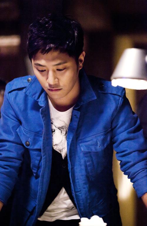 Jin Goo in Gwanggo cheonjae Yi Tae-baek (2013)