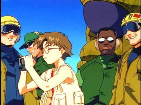 the Neon Genesis Evangelion italian dubbed free download
