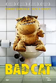 Kötü Kedi Serafettin (2016)