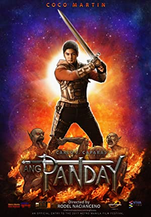 Where to stream Ang panday
